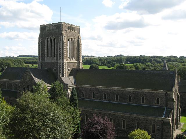 Mount St Bernard Abbey - geograph.org.uk - 1640717