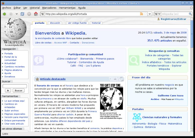 File:Mozilla Firefox 3 Beta 5 png - Wikimedia Commons