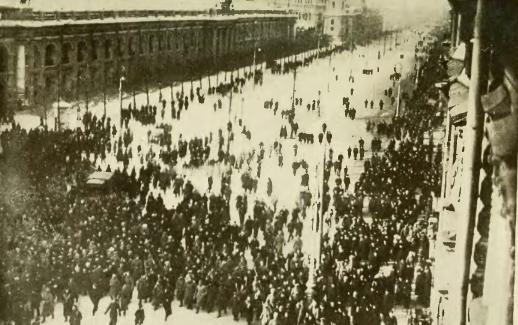 В этот день 100 лет назад началась Февральская революция