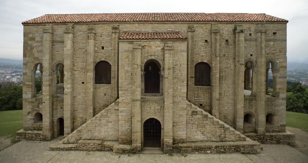 Prerrománico Asturiano on Pinterest  San Miguel, Interiors and Spain