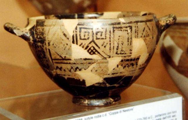 Nestor's Cup Ischia Front