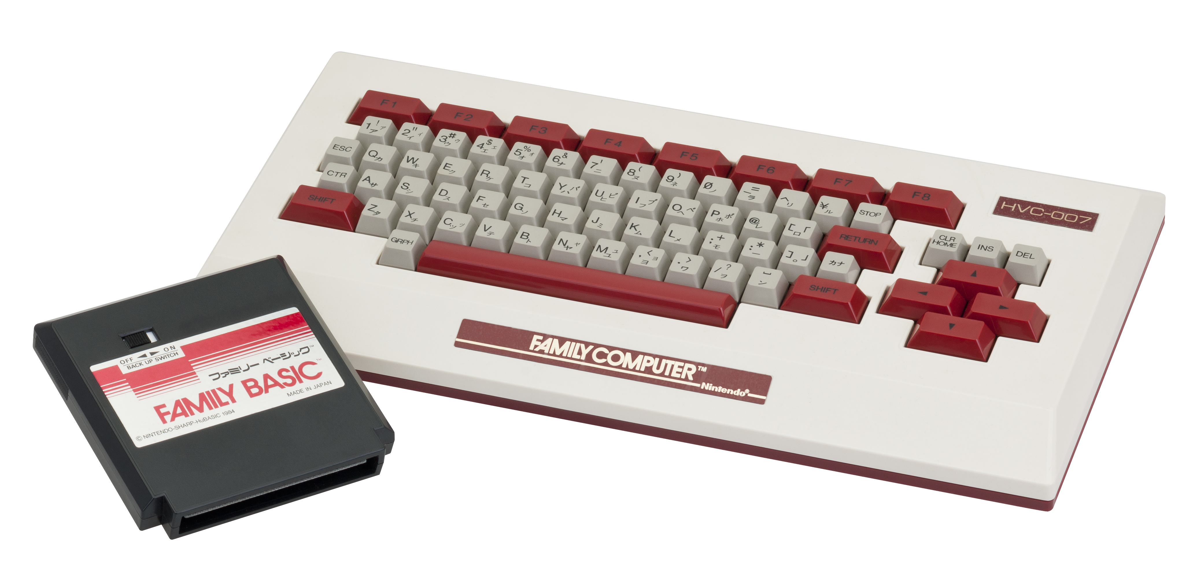 Is there any keycap set similar to the Famicom Family Basic Keyboard ...