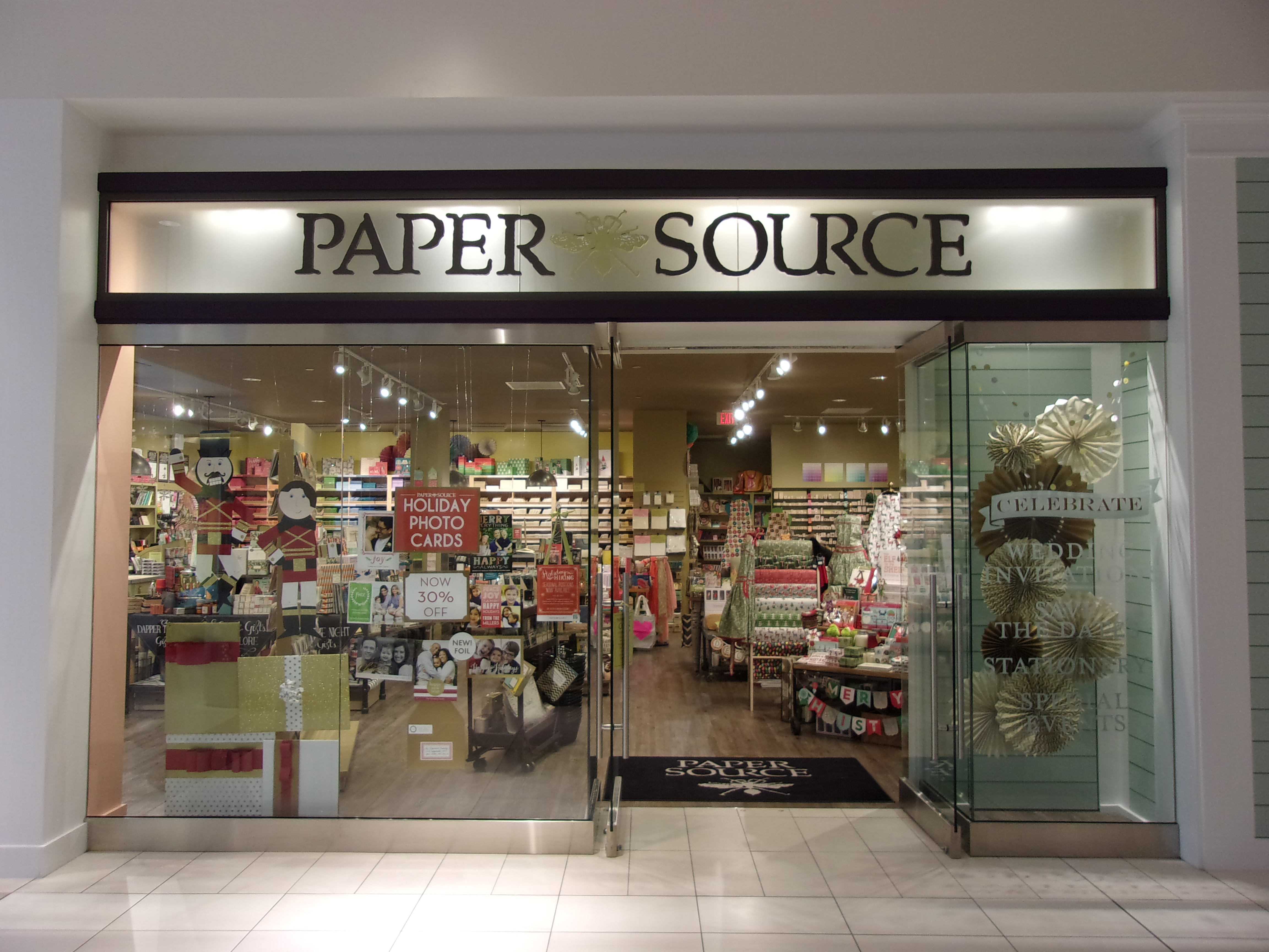 Paper Source Stationery Stores