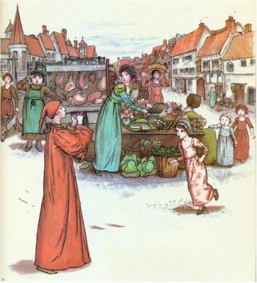 """""""Der Rattenfänger von Hameln"""" - """"Крысолов из Гамельна"""", сказка братьев Гримм на немецком языке"""
