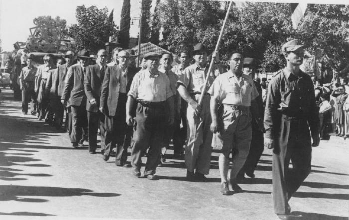 צעדה חטיבת גבעתי