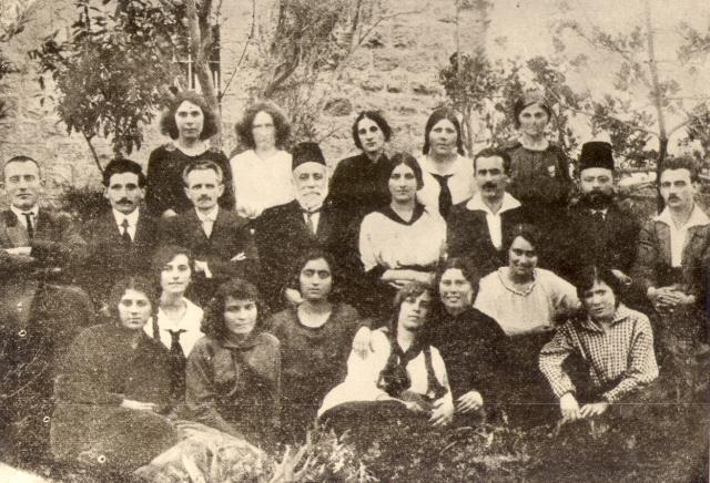 בית הספר העברי הראשון לגננות