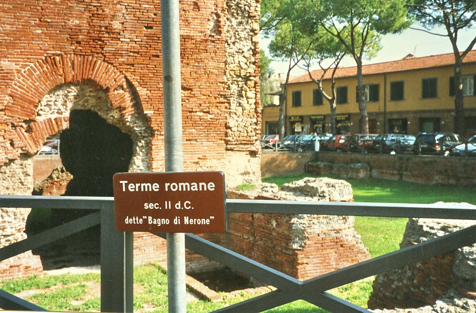 File:pisa römische thermen bagno di nerone 01 .jpg wikimedia