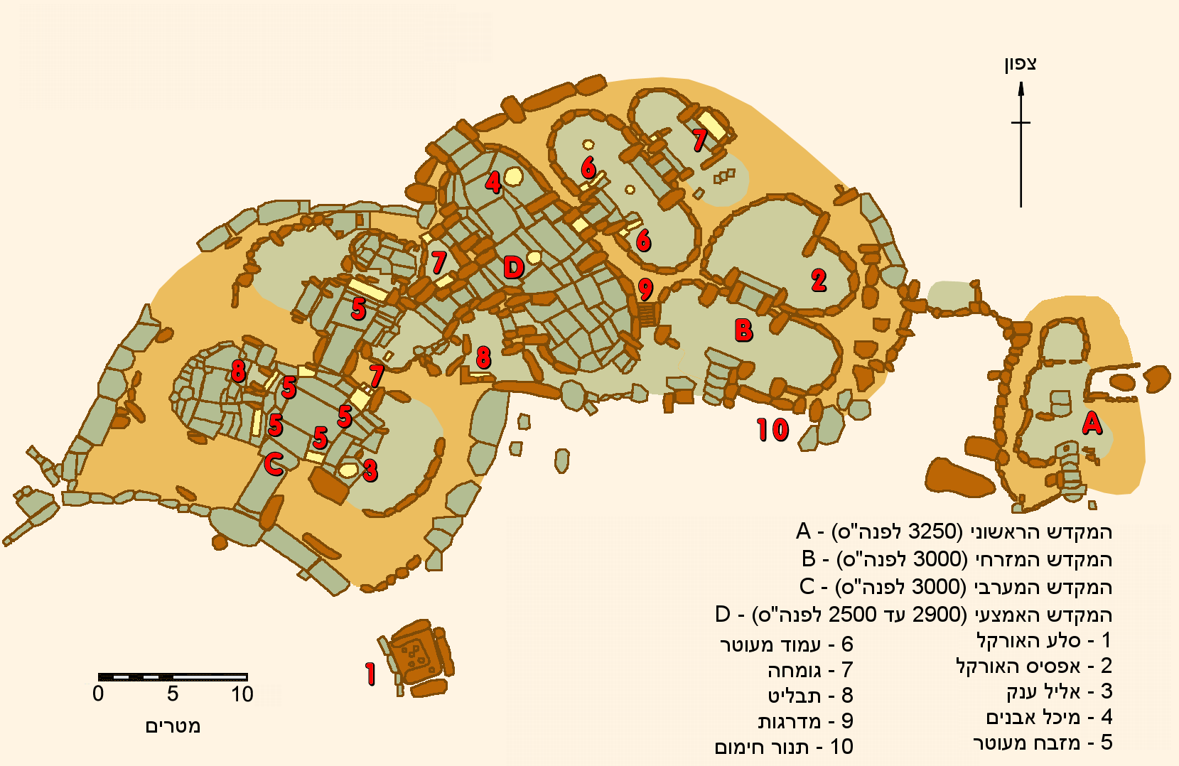 FilePlan des temples de TarxienHEpng Wikimedia Commons