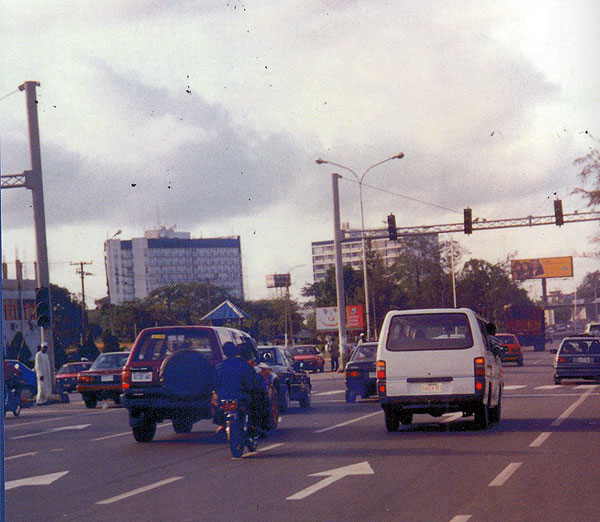 Port Harcourt City Center, Rivers State, third most populous