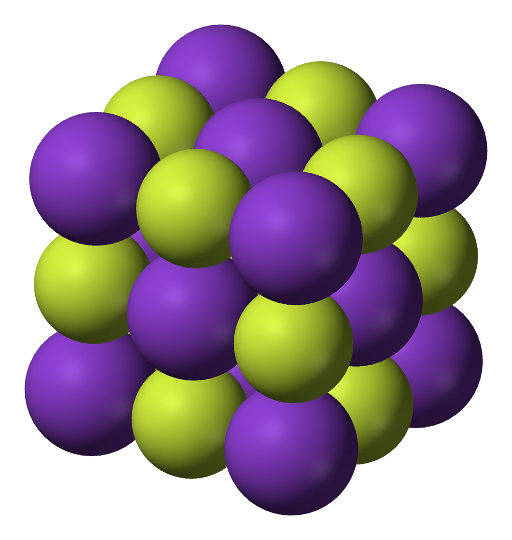 Stampa:Potassium-fluoride-unit-cell-3D-ionic.png - Wikipedija
