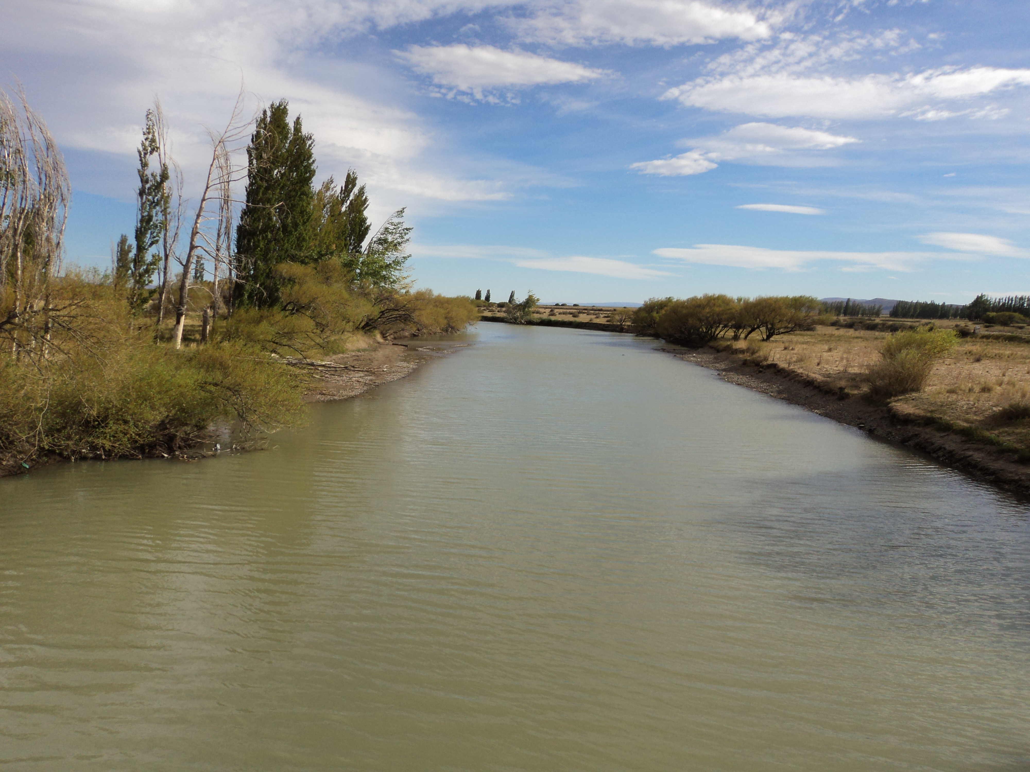 Resultado de imagen para río Senguer
