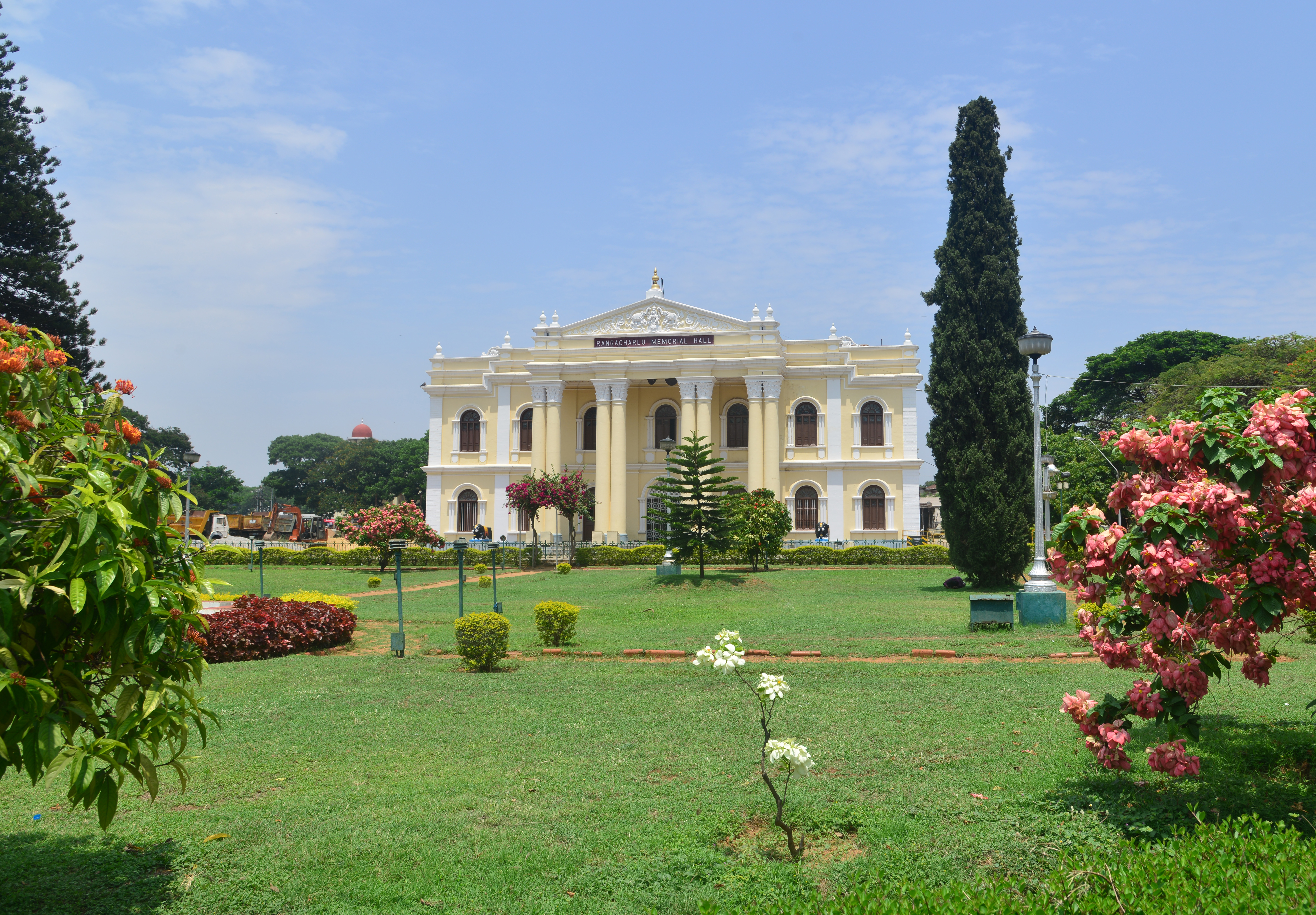 C V Rangacharlu Memorial Hall - Wikipedia