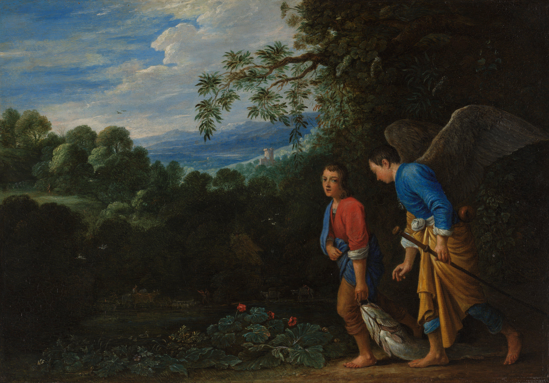 Erzengel Raphael in der Bibel