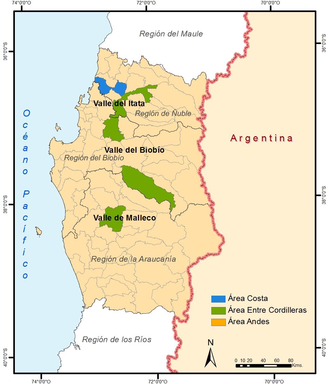 Regi n vit cola del sur wikipedia la enciclopedia libre for Encimeras del sur