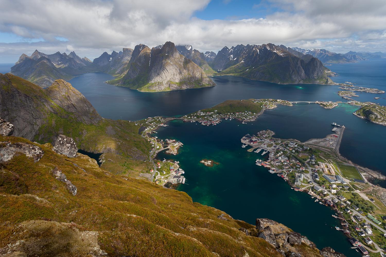 Image result for Reinefjorden