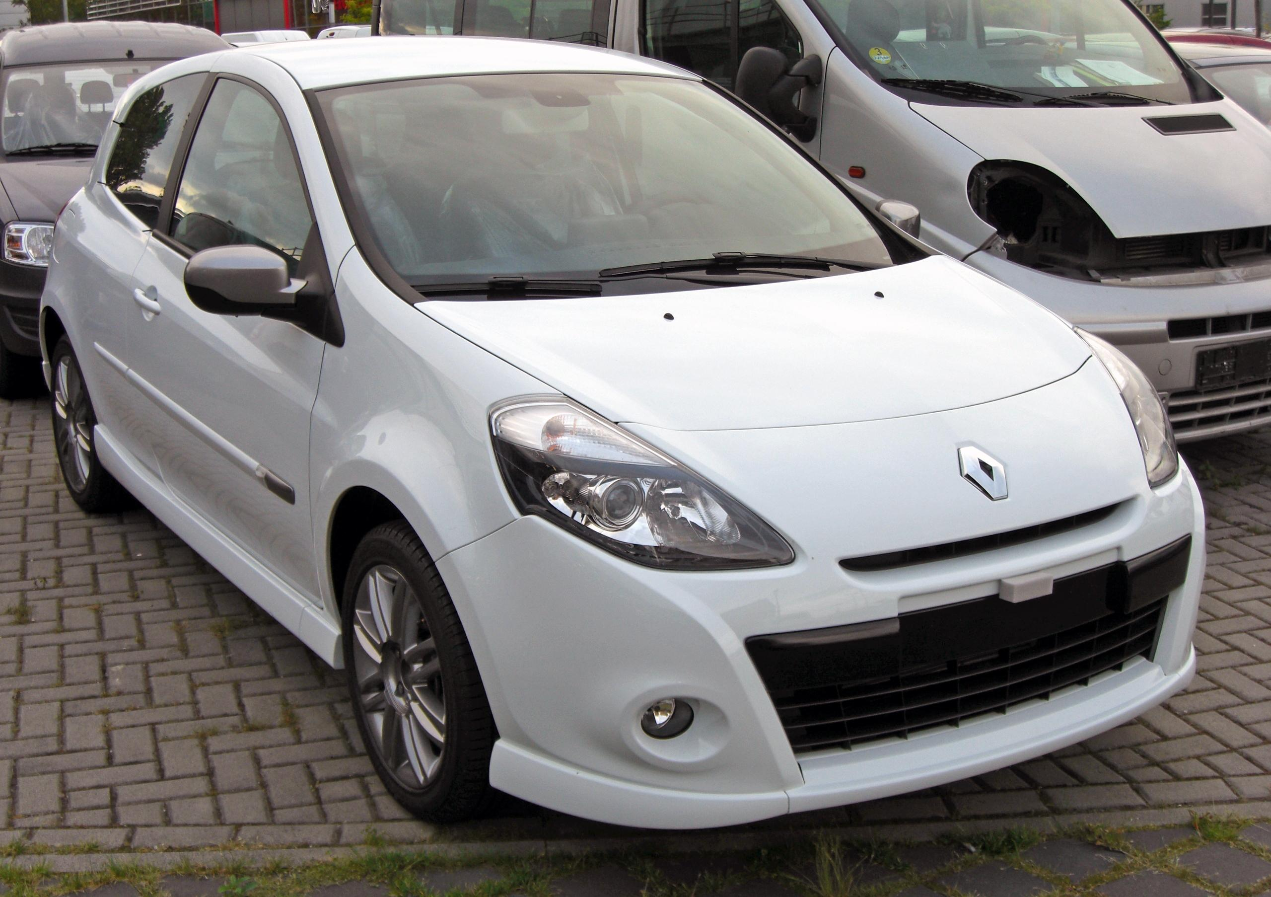 file renault clio iii facelift sport 20090603 front jpg. Black Bedroom Furniture Sets. Home Design Ideas