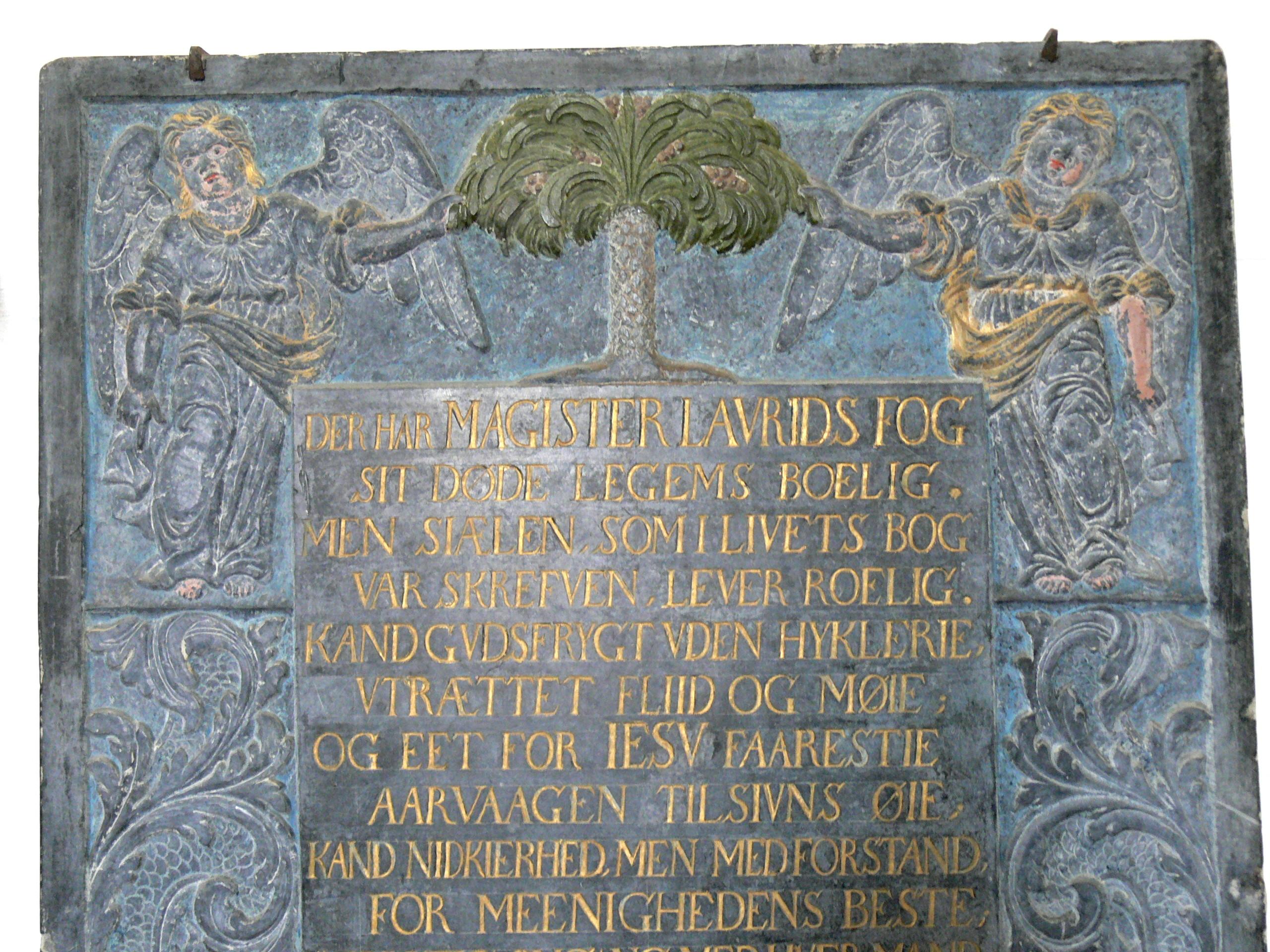 Epitaph Olaf Palme