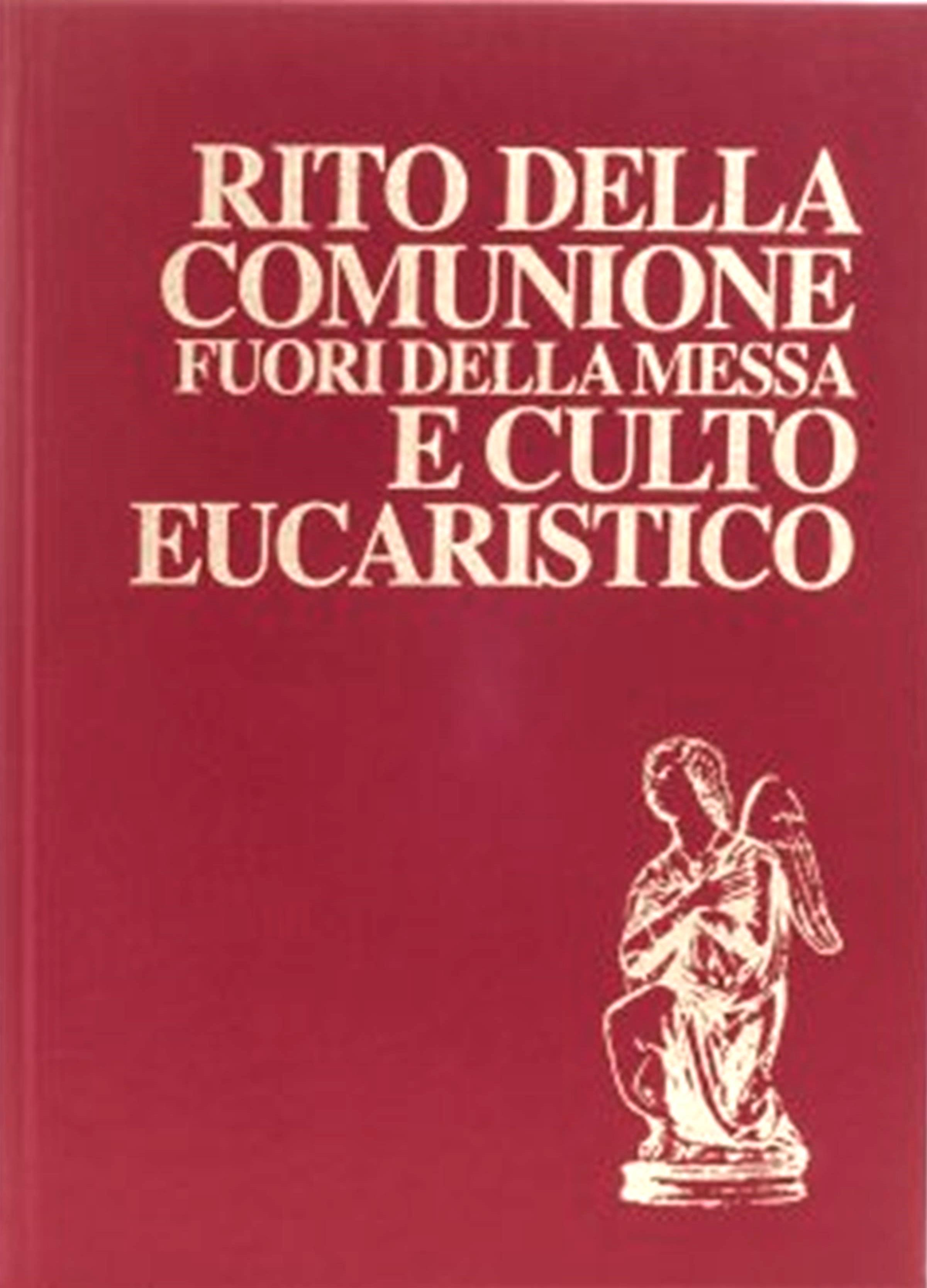 Matrimonio Rituale Romano : File rituale romano rito della comunione fuori