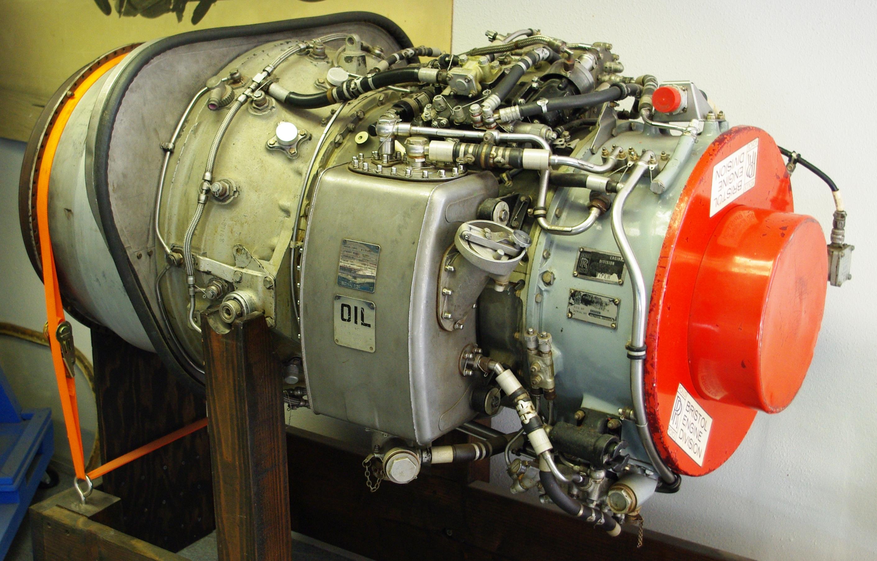 Viper Jet Engine File:rolls-royce Viper Engine