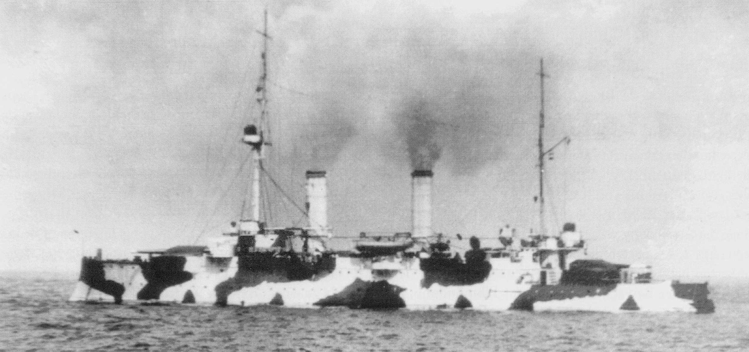 SMS Hagen 1915