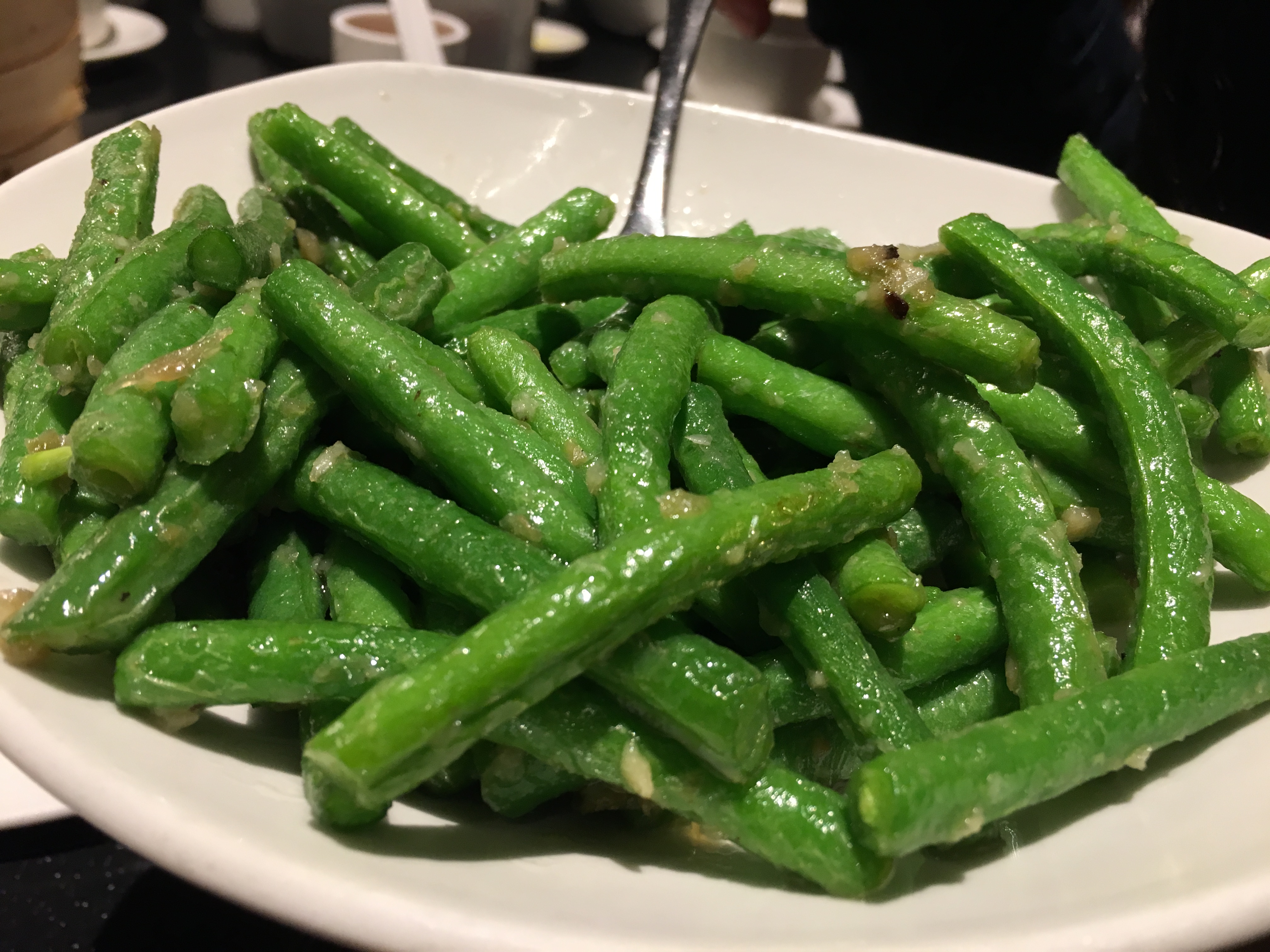 Image result for garlic green beans