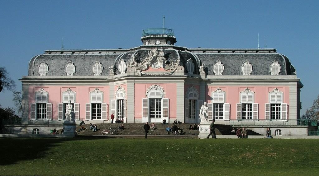 File Schloss Benrath Wikimedia Commons