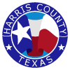 Official seal of Harris County