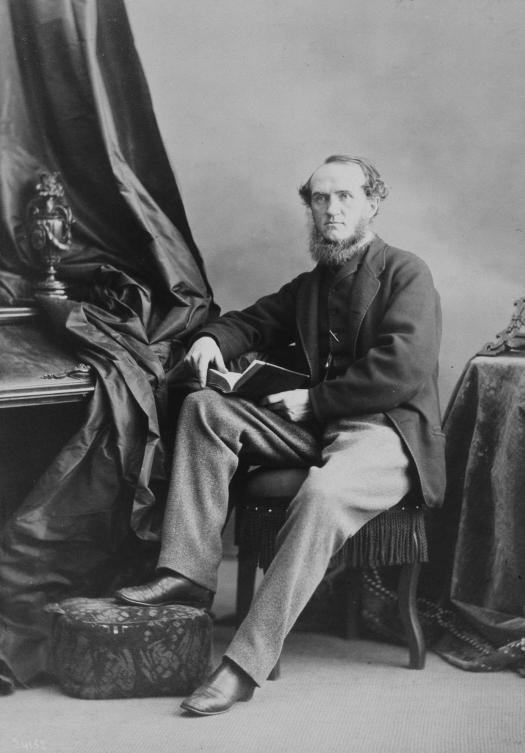 Image of William Notman from Wikidata