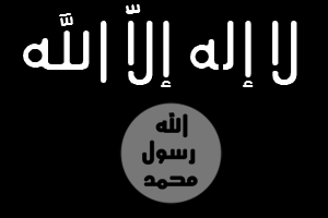 English: Flag of Harakat al-Shabaab al-Mujahideen
