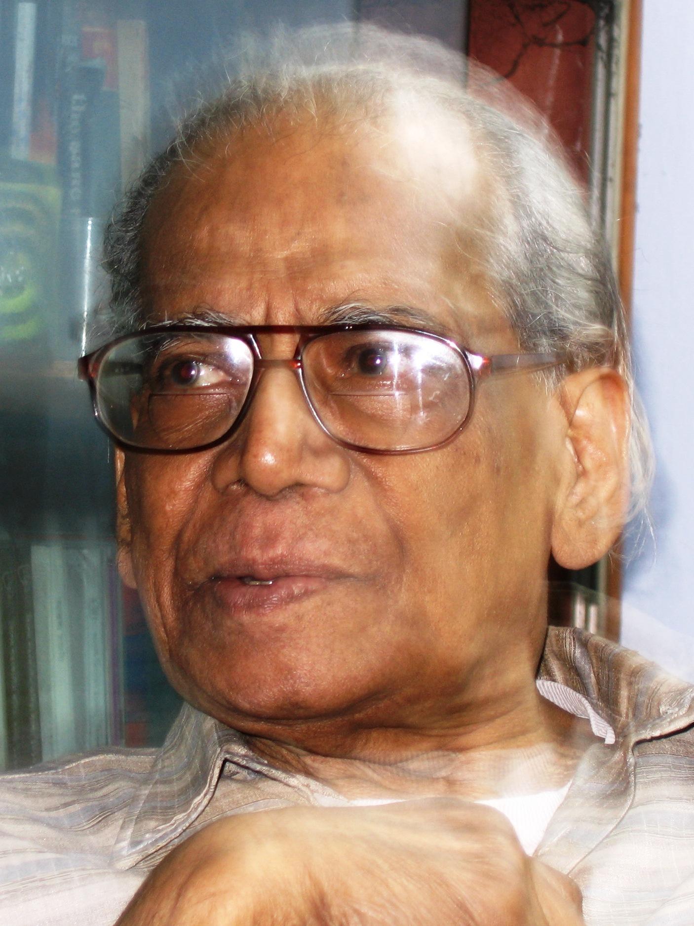 Professor Sibnarayan Ray in 2006