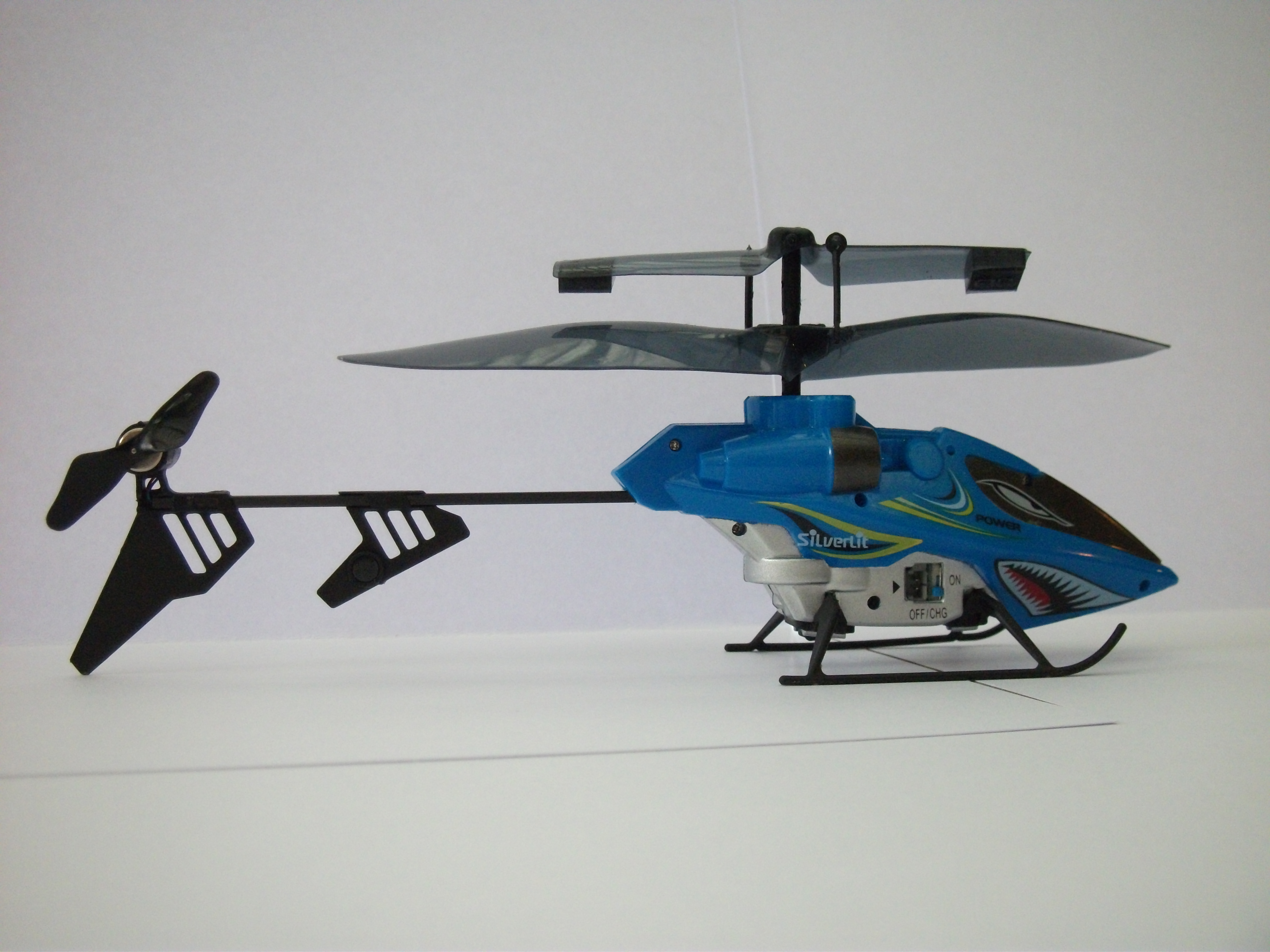 How Rc Helicopters Work How RC Remote Control Helicopter