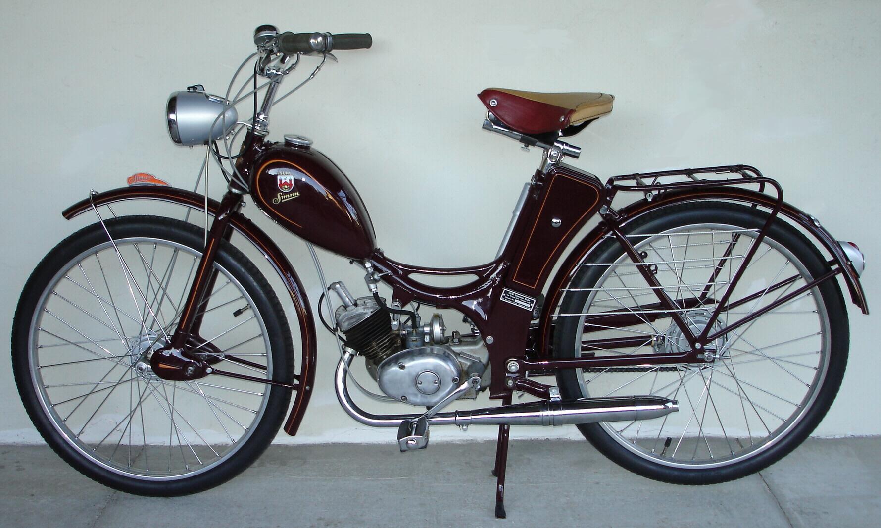 Sr1 Moped