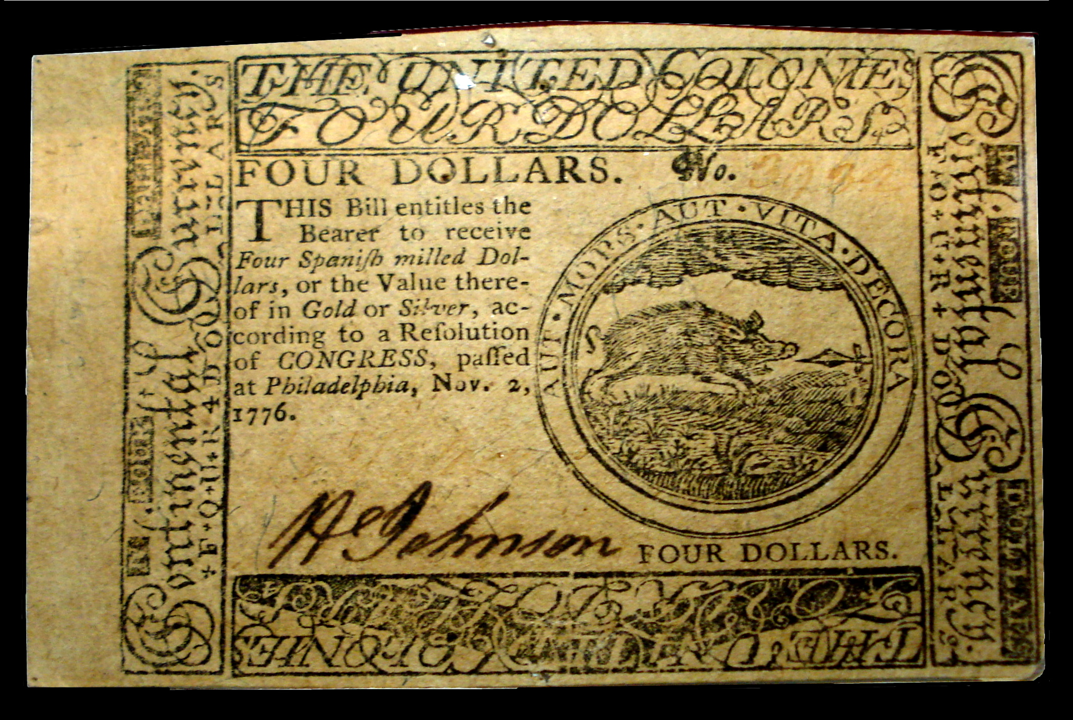 Filespanish Dollar 1776 Jpg