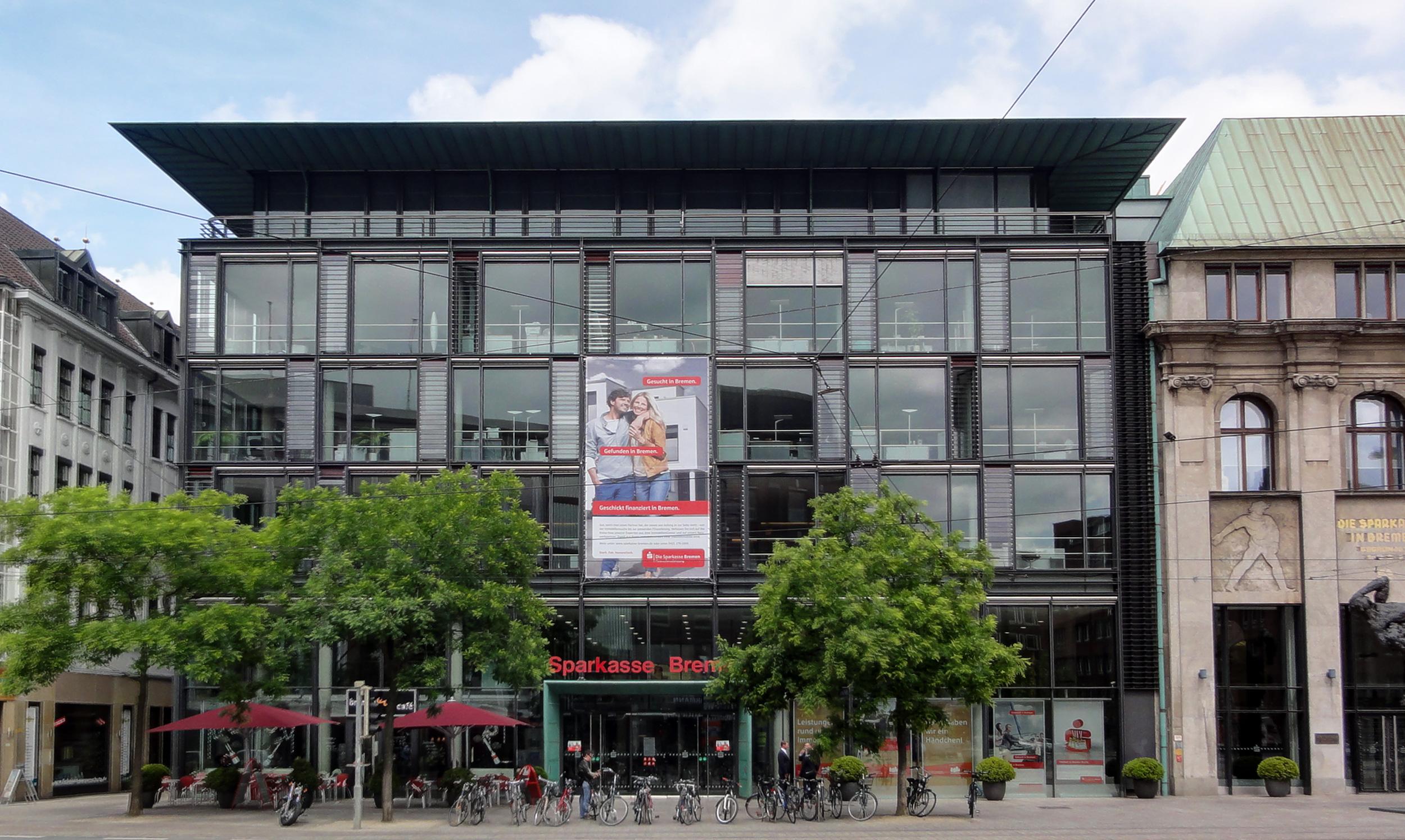 Sparkasse Bremen Schwachhausen
