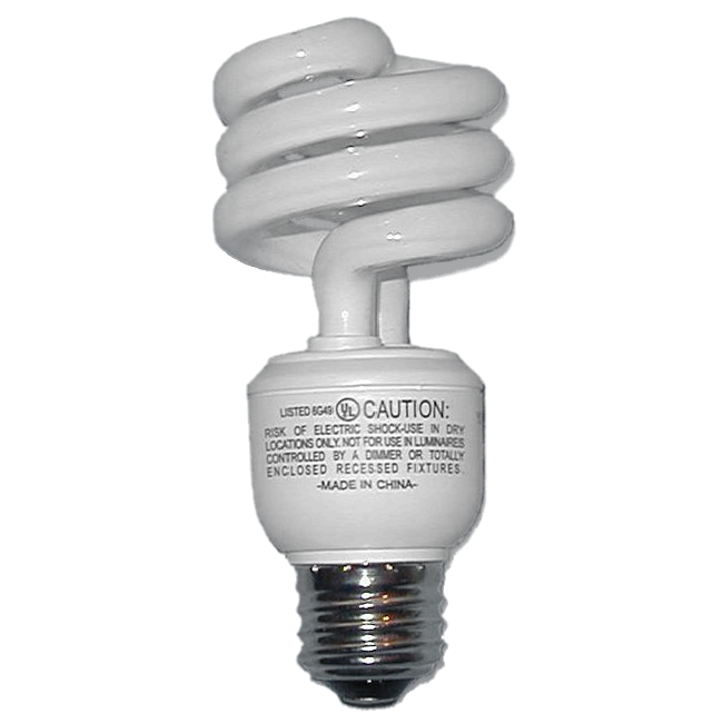 Compact Fluorescent Lamp Wikimedia Commons