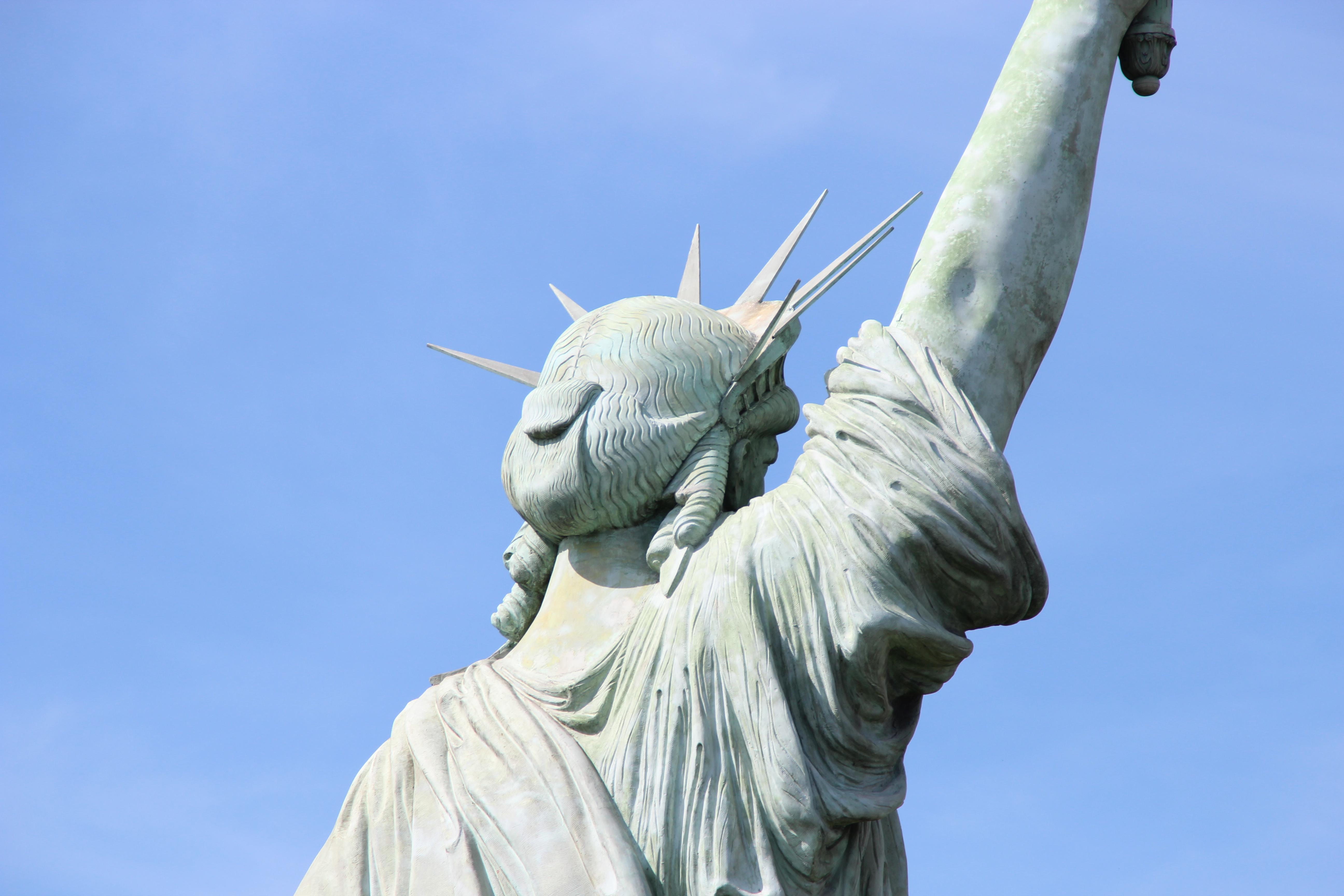 Statue of liberty history summary