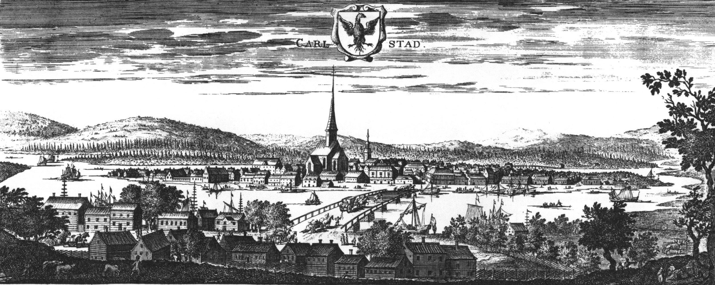 kopparstycke från Suecia Antiqua