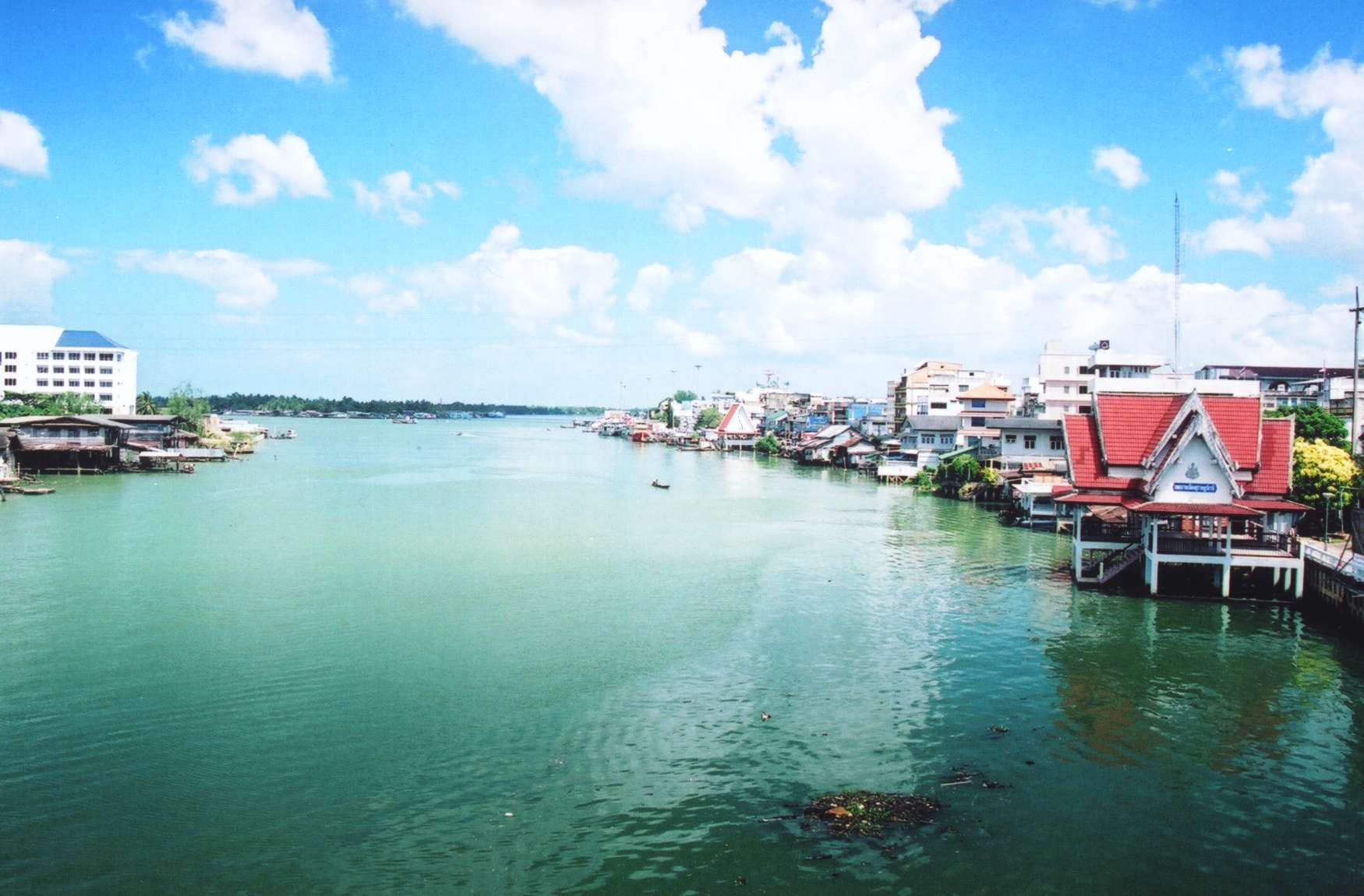 Město Surat Thani