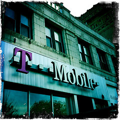 A T-Mobile store in Brooklyn, NY
