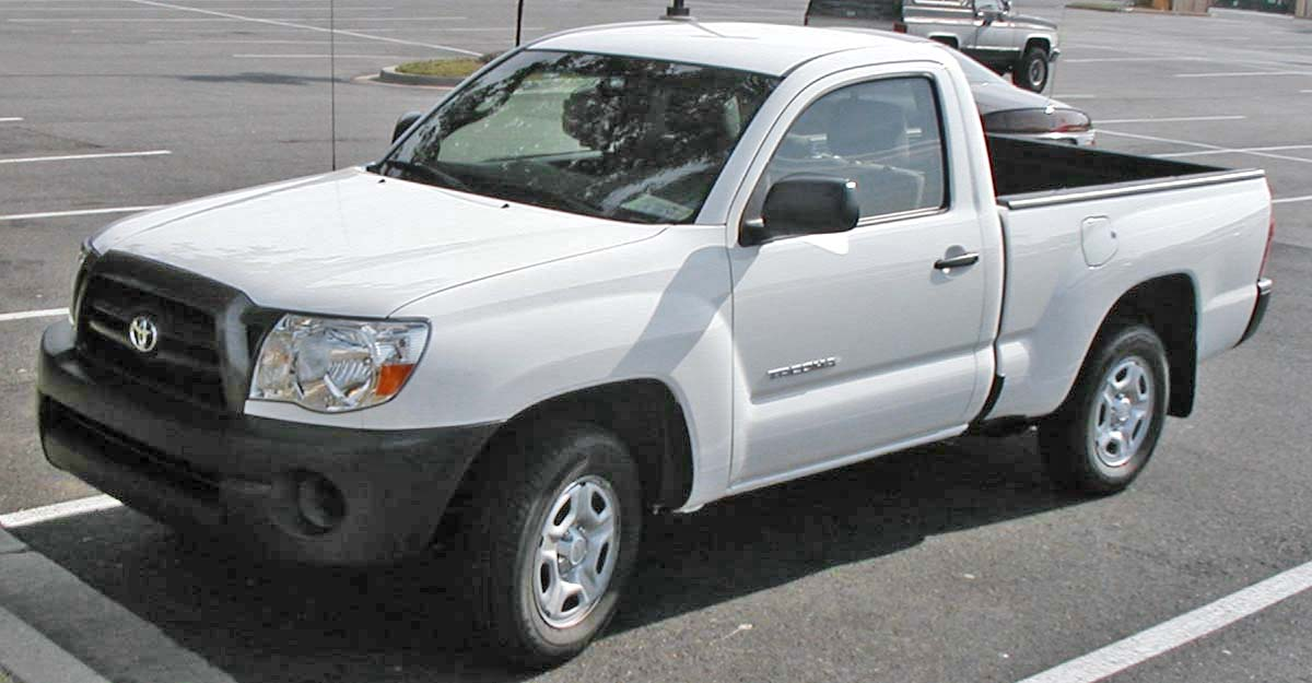 Used Toyota Tacoma For Sale In West Palm Beach