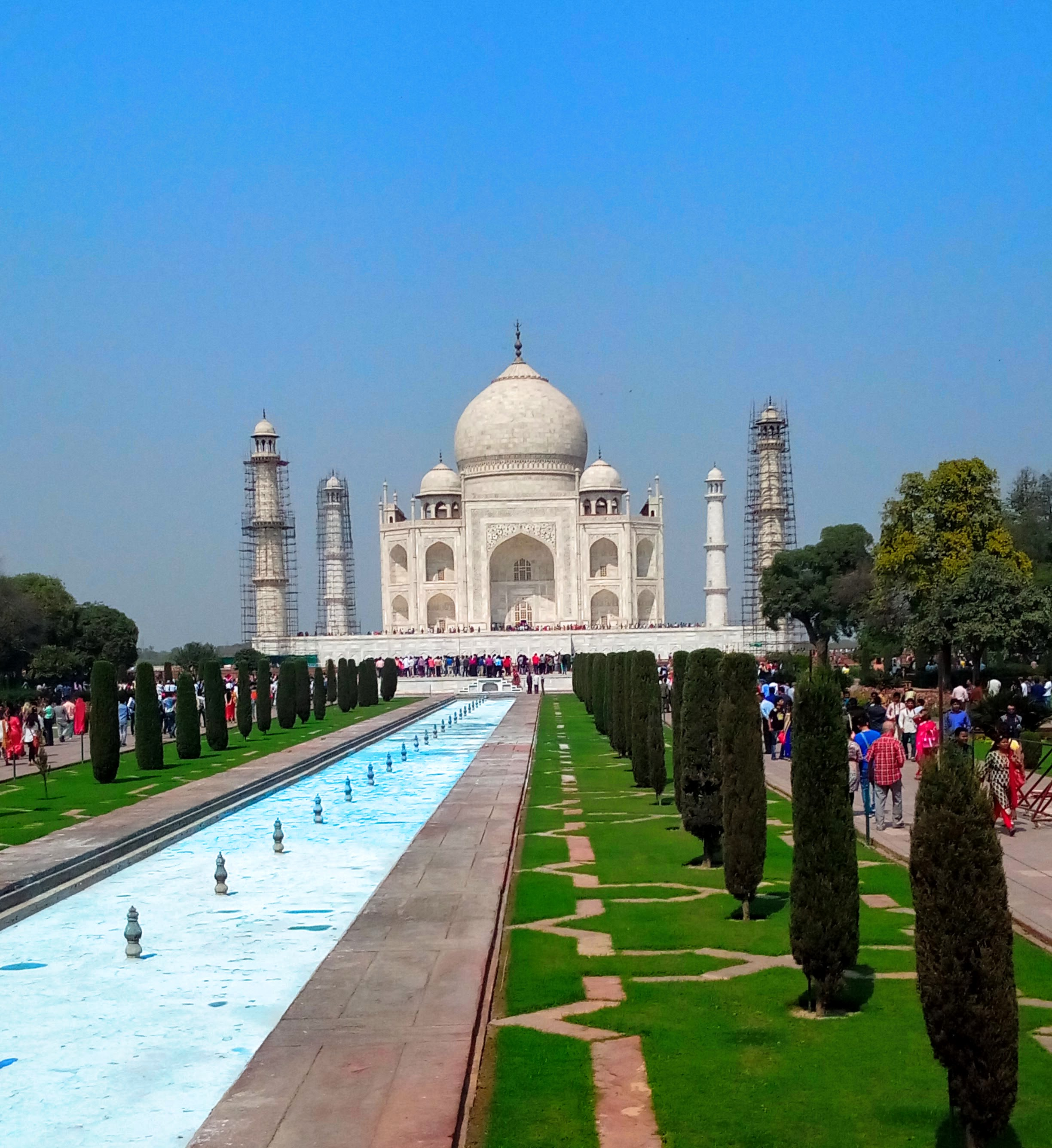 Filetaj Mahal The Symbol Of Eternal Loveg Wikimedia Commons