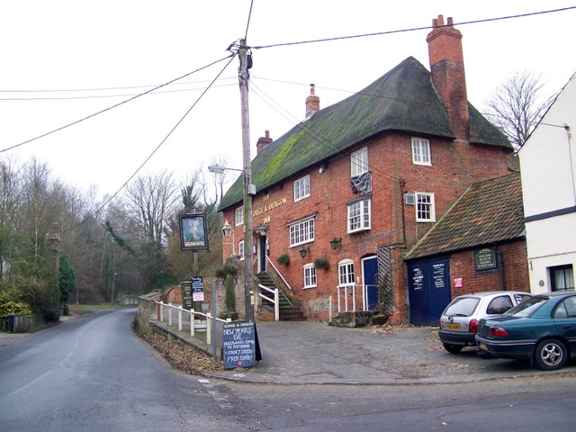 Creative Commons image of The George & Dragon in Devizes