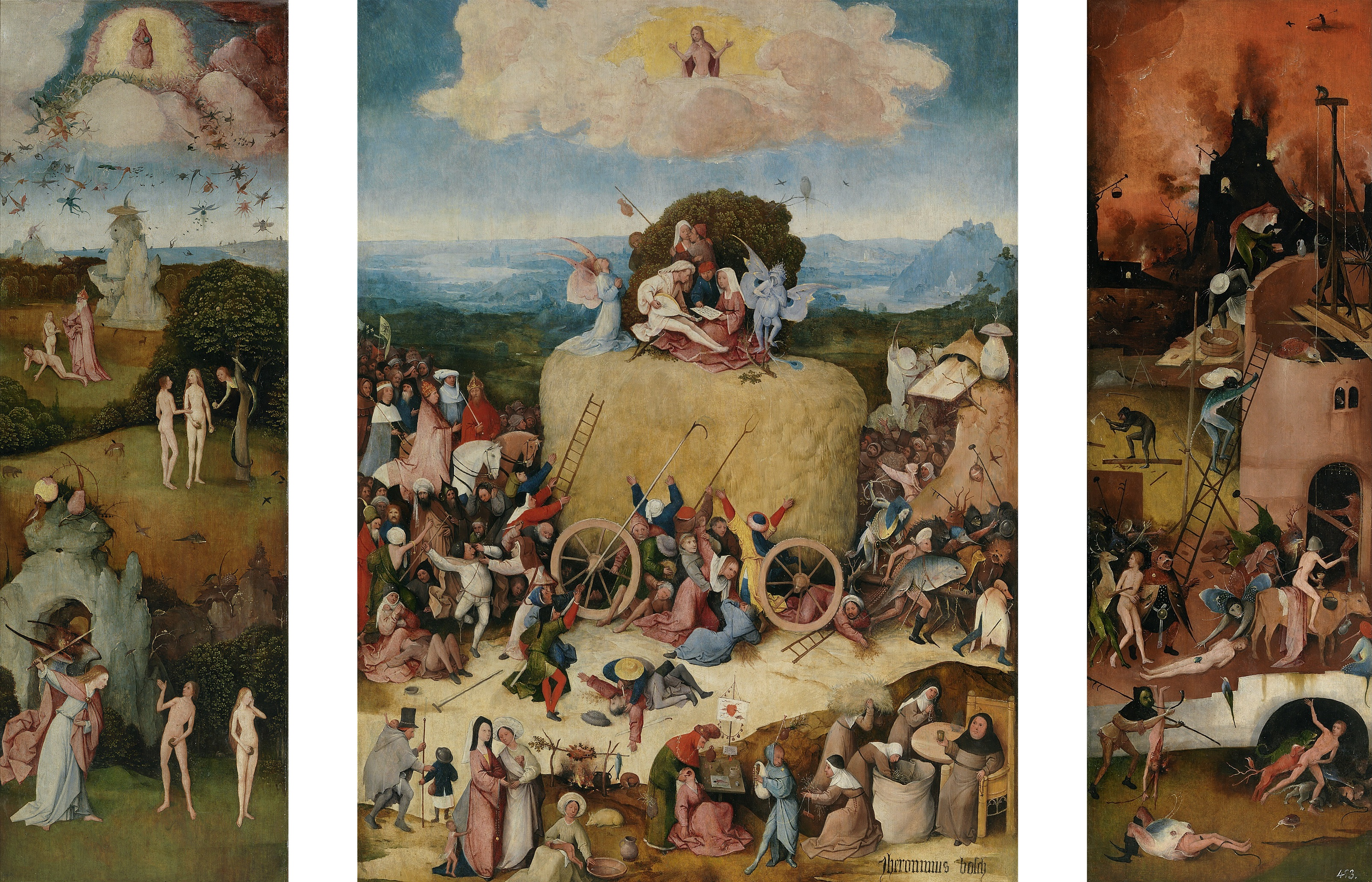 A biography of hieronymus bosch