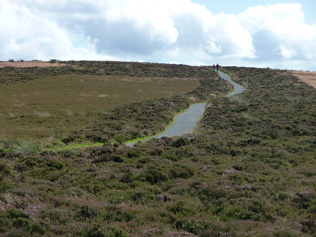The Shropshire Way - geograph.org.uk - 1616925