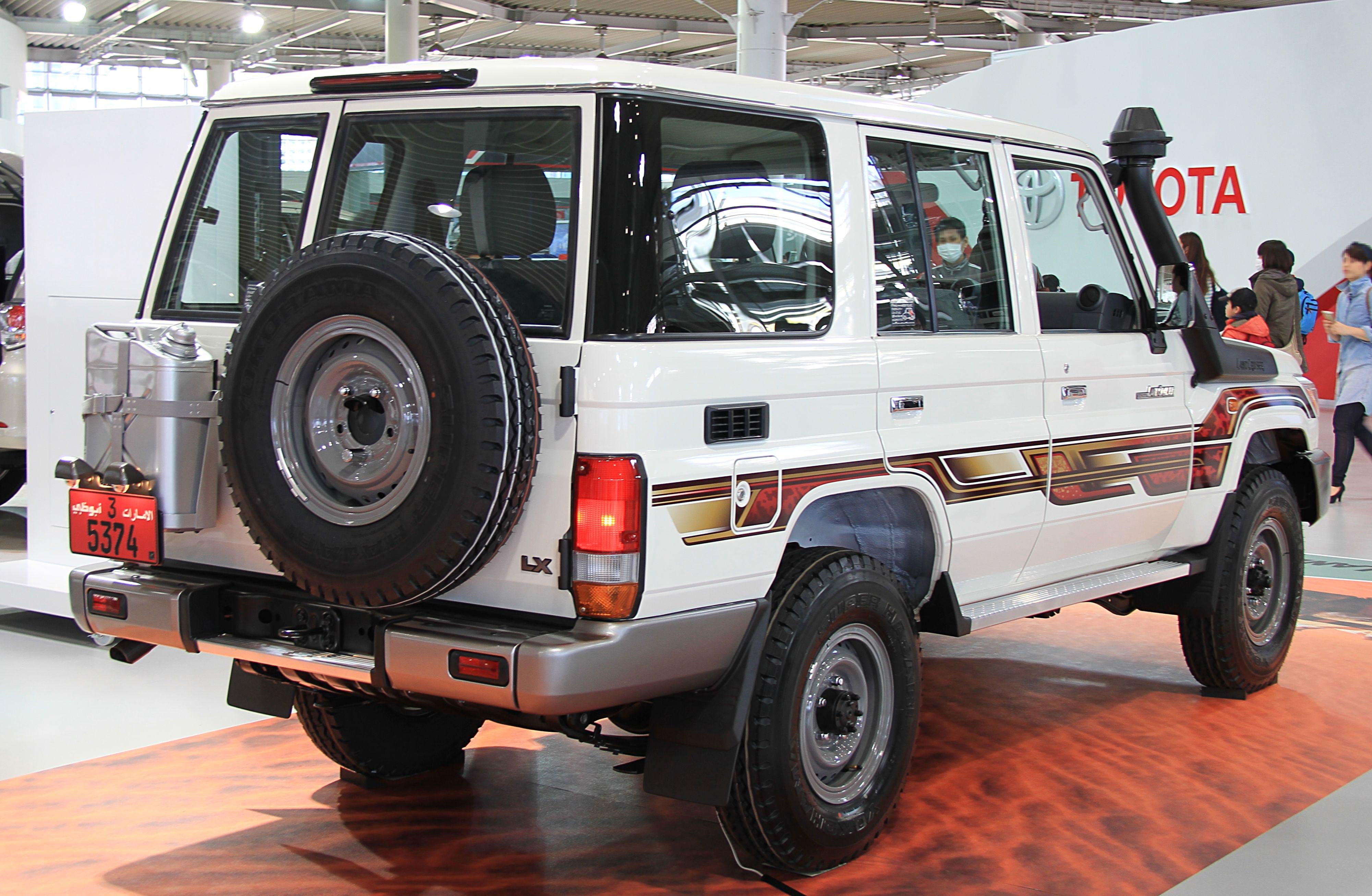 Kekurangan Toyota Lx Tangguh