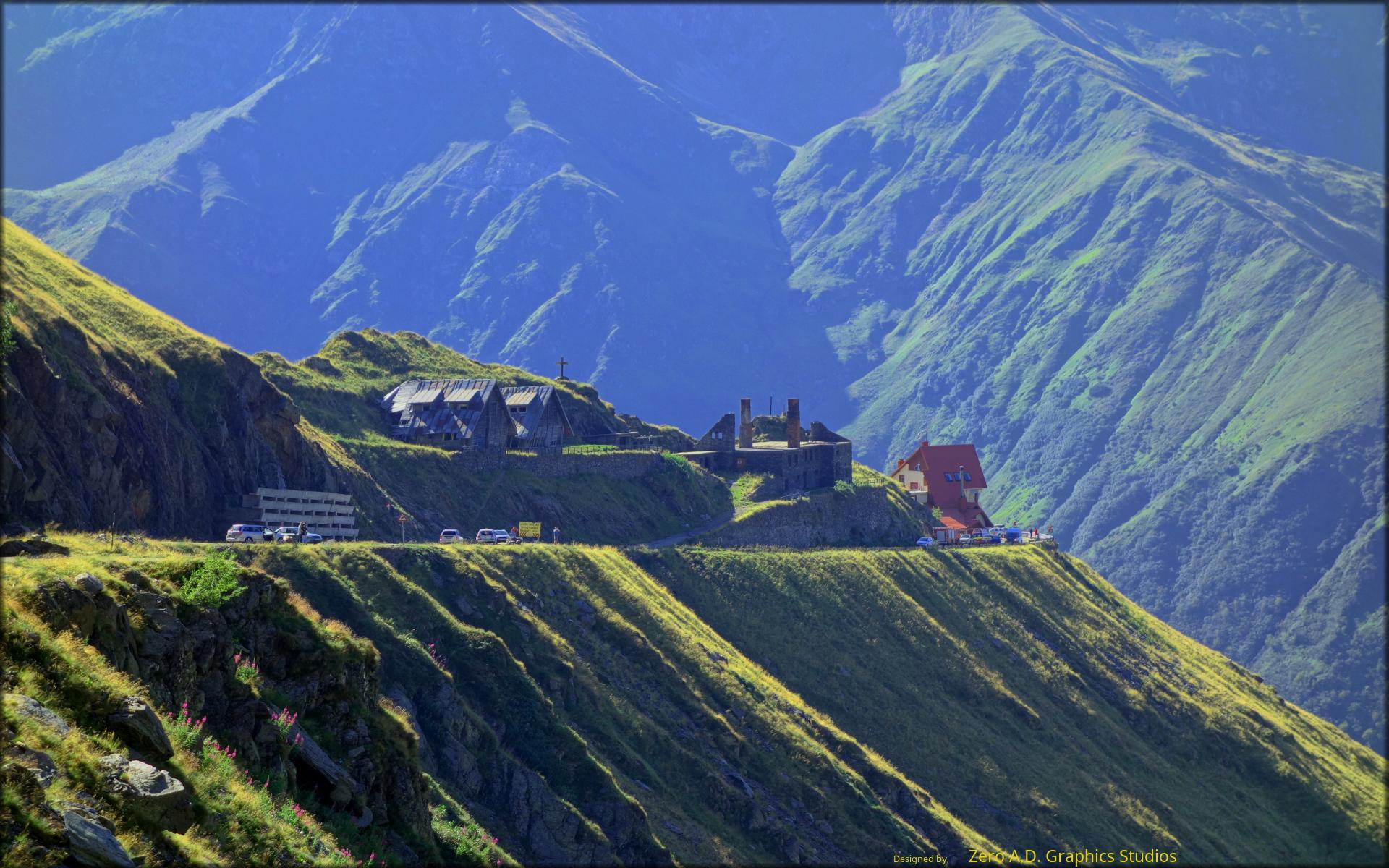 TransFagarasan Highway - Sibiu County tour | Medieval Transylvania