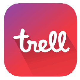 trell (application) - wikipedia