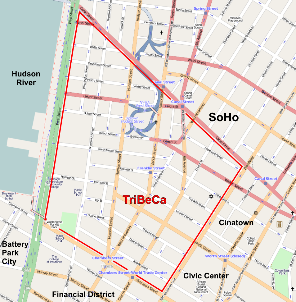 printable map of manhattan with File Tribeca Manhattan on Mapas further Map Of Lower Manhattan Gm467845758 61371966 as well Soho tribeca map moreover 47147127322921323 together with New York.