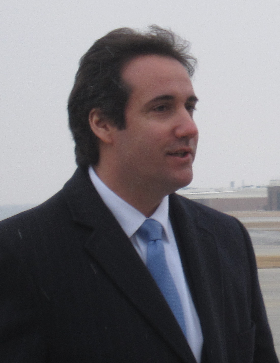Michael Cohen Wikipedia Picture circa 2011