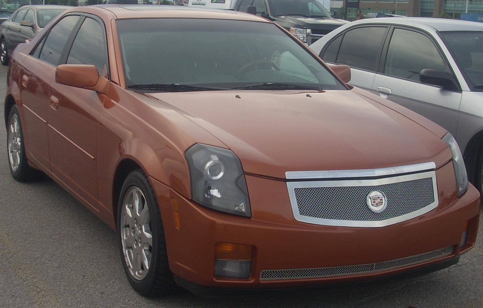 File:Tuned '03-'05 Cadillac CTS (Les chauds vendredis '10).jpg ...